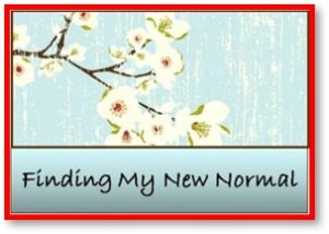 Finding my new normal, relocation, downsizing, moving