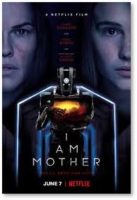 I Am Mother, Netflix, science fiction movie, robots, dystopia