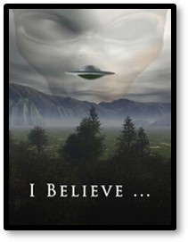 I Believe, I Want to Believe, Fox Mulder, X-Files, aliens