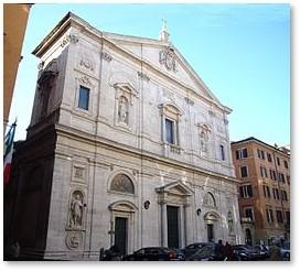 San Luigi dei Franchesi, Rome, St. Louis or the French. Caravaggio, St. Matthew