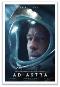 Ad Astra, Brad Pitt, astronaut