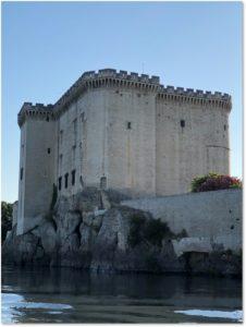 Chateau de Tarascon, Avignon, Rhone River, Monstre de Tarascon
