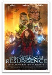 Immortal Wars Resurgence, Eric Roberts