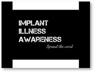 Breast Implant Illness, BII, Implant Illness Awareness