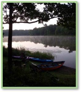 Wisconsin, lake, Susanne Skinner, silence