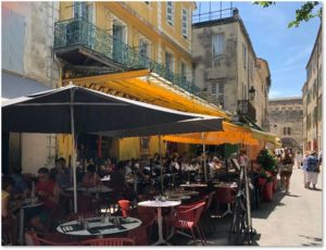Yellow Cafe, Arles, Van Gogh, Roundup of June-July 2019 posts