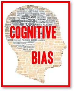 cognitive bias, inherent bias