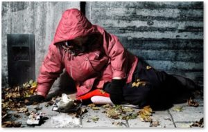 homeless, homelessness, trash, infectious disease