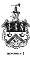 Henchman Coat of Arms