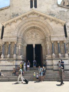 St. Trophime, Arles, France, Trinity Church, Boston, Henry Hobson Richardson