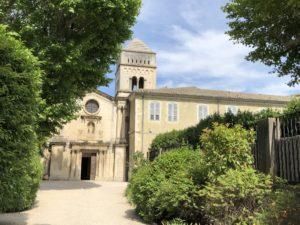 St. Paul de Mausole, St. Remy de Provence, Vincent Van Gogh