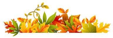 autumn leaves, fall leaves, border