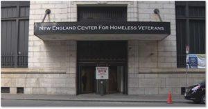 New England Center for Homeless Veterans, Court Street, Boston