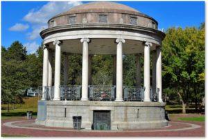 Parkman Bandstand, Boston Common