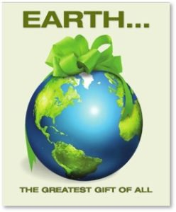 Earth the Greatest Gift of All