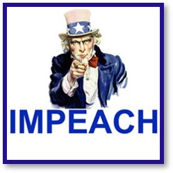 Impeach, Uncle Sam, Impeachment
