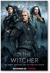 The Witcher, Geralt of Rivia, boring hero, Netflix
