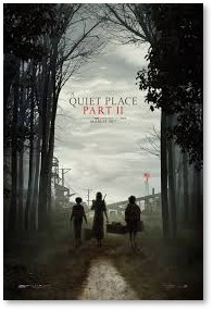 A Quiet Place II, science fiction movies 1H 2020