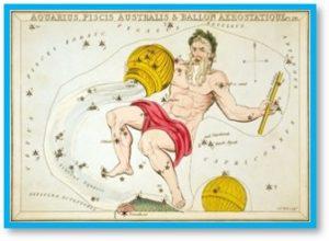 Ganymede, cupbearer, Aquarius