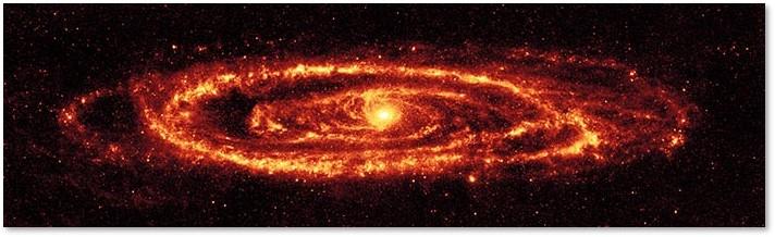 golden galaxy, spiral galaxy, stardust, golden