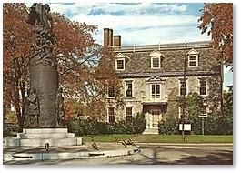 John Hancock Mansion, Ticonderoga Historical Society, John Hubbard Sturgis,