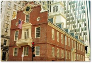 Old State House, Boston, Old State House Museum, Hancock Door, North Bennet Street School
