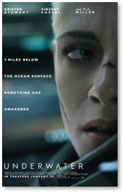 Underwater movie, science fiction movies