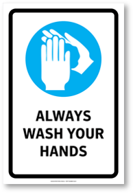 Always Wash Your Hands