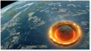 asteroid strike, Discovery Channel