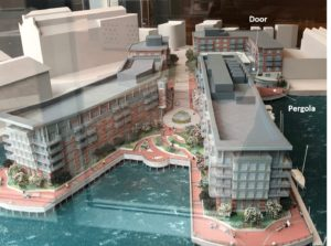 architectural model, Maritime Museum, Pocket Museum, Privately Owned Public Space