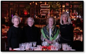 Football Fab Four, Jane Goodell, Virginia McCaskey, Patricia Rooney, Norma Hunt