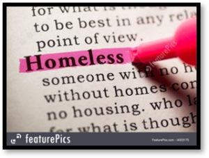 homelessness, dictionary, definition