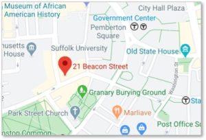 21 Beacon Street, Boston, Beacon Hill, Bellevue Apartments