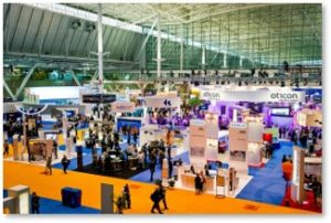 Boston Conference and Convention Center, trade shows, exhibitions, symposiums, s how floor