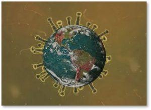 global pandemic, Coronavirus, Covid-19