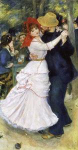 La Danse a Bougival, Pierre-August Renoir, Museum of Fine Arts, Boston