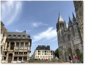 Rouen Cathedral, Monet studio, Claude Monet