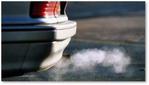 car exhaust, environmental guilt, internal combustion engine, air pollution