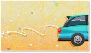 electric vehicle range, range anxiety, EV, charge, battery