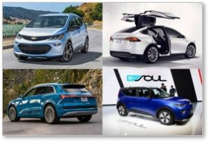 electric vehicles, electric cars, EVs, range, environmental guilt, energy updates