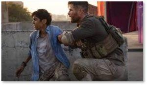 Extraction, Netflix, Chris Hemsworth,
