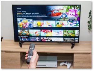 TV show menu, TV watch list, binge watching, new seasons, old shows