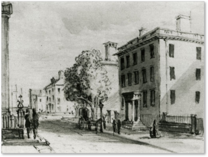 Pearl Street, Boston, James Perkins, Thomas Handasyd Perkins, Boston Athenaeum, Perkins School for the Blind