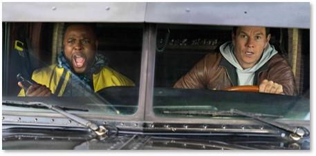 Spenser Confidential, Mark Wahlberg, annoying movie scenes
