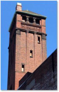 Shot Tower, Chadwick Lead Works, Financial District, Boston