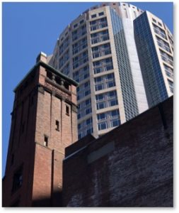 International Place, Shot Tower, Financial District, Boston