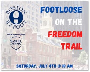 Boston By Foot, Footloose on the Freedom Trail, June 2020 Posts, Sam Adams
