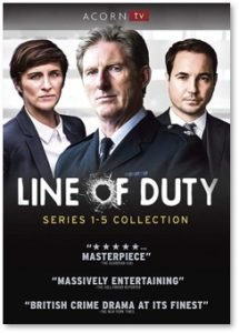 Line of Duty, Acorn TV, AC-12