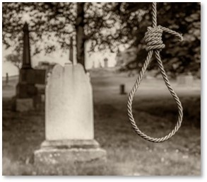 Noose, Cemetery, Lynching, Jim Crow