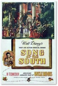 Song of the South, Walt Disney, Uncle Remus, Black History